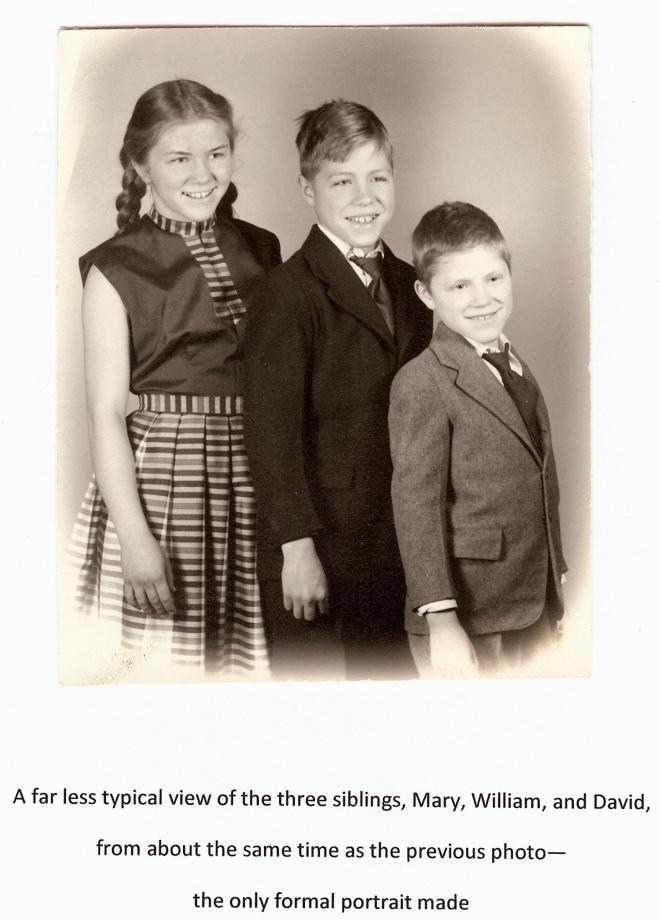 2 - Mary, Bill, David