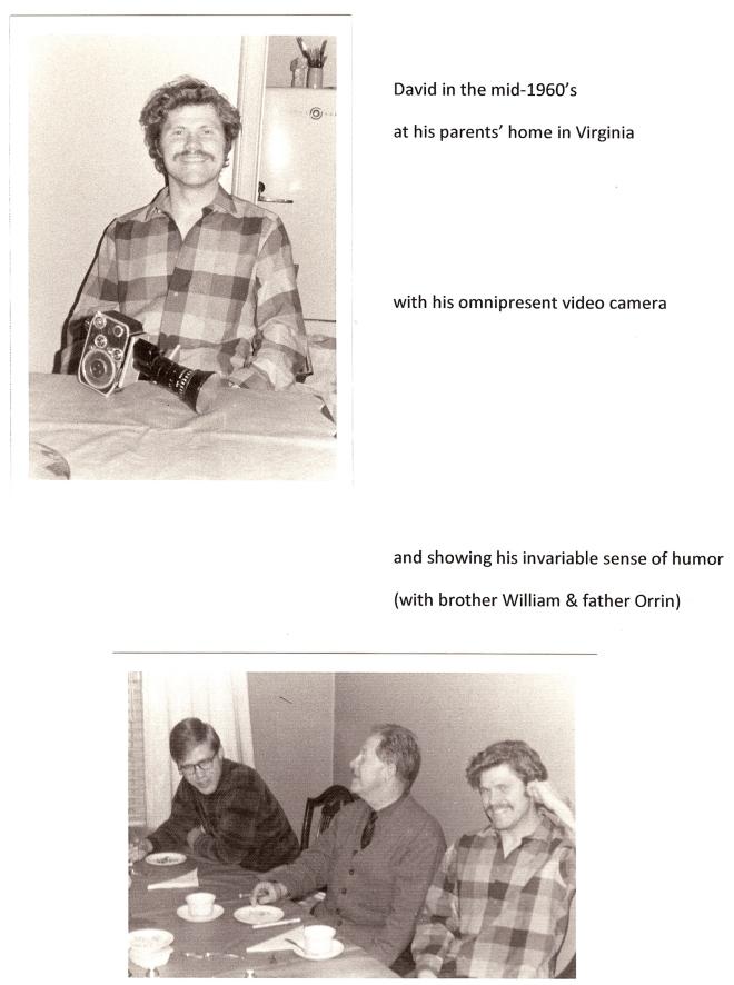 4 - David in Virginia, 1960's